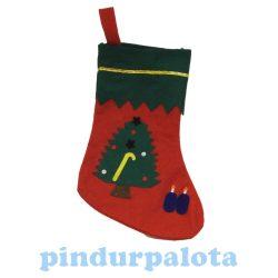 Ajándék-divat - Karácsonyi óriás csizma
