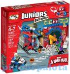 Építőjátékok - Építőkockák - 10687 LEGO Juniors - Spiderman búvóhelye
