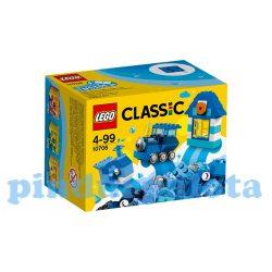 Lego Classic játékok - 10706 Lego Classic alapkészlet kék árnyalatok