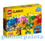 Bricks & More LEGO - 10712 LEGO Classic Kockák és figurák