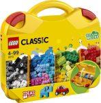 LEGO Creator - Kreatív építés - LEGO Classic 10713 Kreatív játékbőrönd