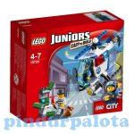 Vásárlás: LEGO Juniors 10720 Rendőrségi helikopteres rajtaütés