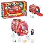 Járművek - WOW Toys - WOW Leo londoni busz