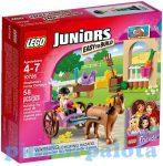 Építőjátékok - Építőkockák - 10726 LEGO Juniors Stephanie lovas hintója