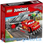 Lego Juniors  - 10730 Lego Juniors villám McQueen autó