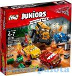 Lego Juniors  - 10744 Lego Juniors Mennydörgés Völgyének őrült nyolcas versenye