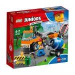Lego Juniors  - 10750 LEGO Juniors Közúti szerelőkocsi