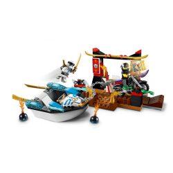 Lego Juniors - 10755 LEGO Juniors Zane nindzsahajós üldözése