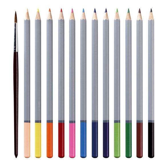 Írószerek - Iskolaszerek - Íróeszközök - Herlitz akvarell szinesceruza készlet 12