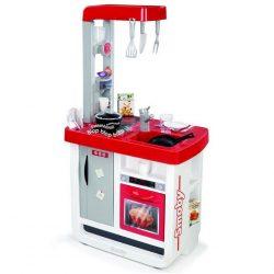 Játék konyhák - Játék konyha Bon Appetit Simba piros-szürke