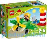 Építőjátékok - Építőkockák - 10808 LEGO DUPLO - Kis repülőgép