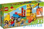 Építőjátékok - Építőkockák - 10813 LEGO DUPLO Nagy építkezés