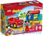 Építőjátékok - Építőkockák - 10829 LEGO DUPLO - Mickey műhelye