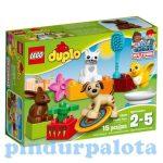 Építőjátékok - Építőkockák - 10838 LEGO DUPLO Város Házikedvencek
