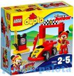 Lego DUPLO Disney kollekciók - 10843 LEGO DUPLO Disney Mickey versenyautója