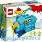 Építőjátékok - Építőkockák - 10849 LEGO DUPLO Kezdőkészletek Első repülőgépem