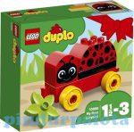Duplo - A LEGO legkisebbeknek szánt fejlesztő játéka - 10859 Első katicabogaram