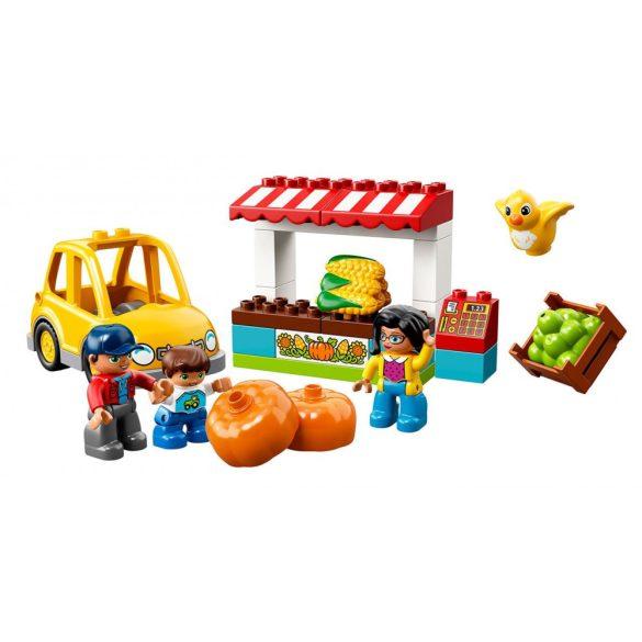 Építőjátékok gyerekeknek - Lego Duplo - 10867 Farmerek piaca