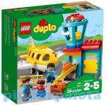 Építőjátékok gyerekeknek - LEGO DUPLO 10871 - Repülőtér