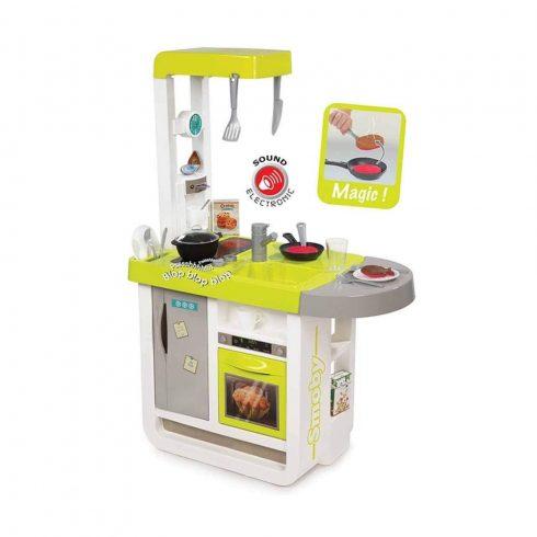 Játékkonyhák gyerekeknek - Smoby Cherry Játék konyha főzős játékokhoz Simba