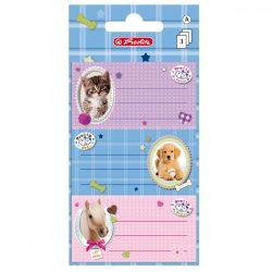 Írószerek - Iskolaszerek - Csomagoló papír - Herlitz iskolai etikett, 9 pets