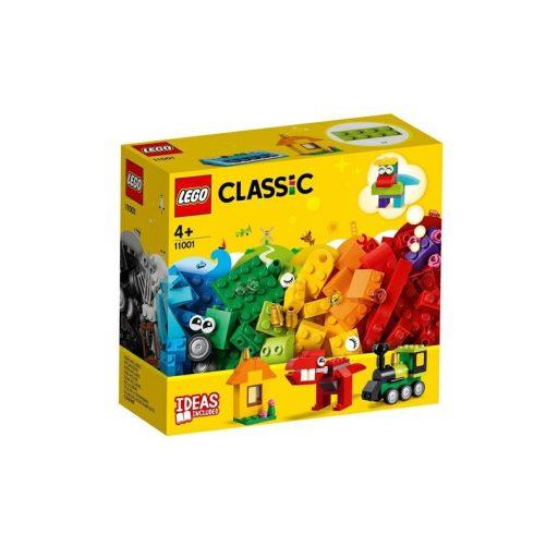 LEGO Alapkészletek - Lego Classic kockák ömlesztve 11001
