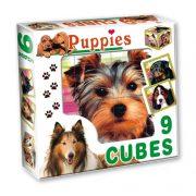 Puzzle kirakók - Gyerek puzzle - Mesekocka háziállatok