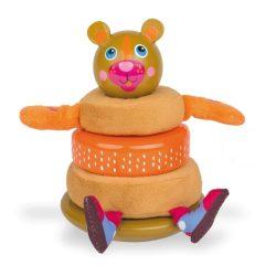 Fejlesztő játékok babáknak - Roly-poly Maci OOPS