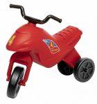 Lábbalhajtós kismotor - Háromkerekű lábbalhajtós piros motor