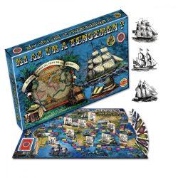 Társasjátékok gyerekeknek - Ki az úr a tengeren? Társasjáték