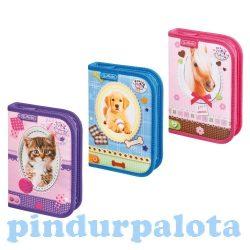 Írószerek - Iskolaszerek - Tolltartók - Herlitz, üres, Pretty Pets