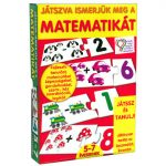 Készségfejlesztő - Logikai - Játszva megismerjük a matematikát