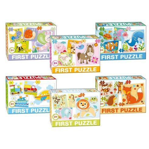 Kirakós játék - First Puzzle kirakós játék több féle