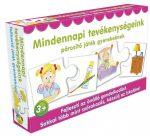 Készségfejlesztő játékok - Mindennapi tevékenységeink párosító játék