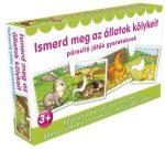 Ismeretanyag bővítő társasjátékok - Ismerd meg az állatok kölykeit