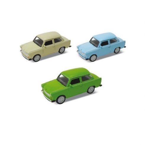 Kisautók - Welly Nex Modells - Trabant 1:60