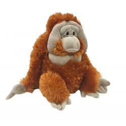 Plüss állat - Orángután, 27 cm