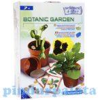 Társasjáték - Oktató - Fejlesztő - BOTANIC-GARDEN - Fedezd fel a növények titkait!