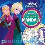 Kifestők - Színezők - Jégvarázs Mandala színező 24 képpel