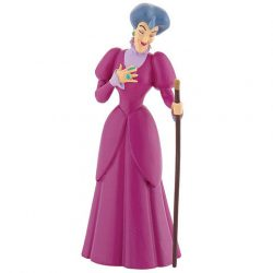 Mese figurák - Mese szereplők - Hamupipőke gonosz mostohája műanyag játékfigura Bullyland