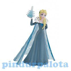Mese figurák - Mese szereplők - Olaf karácsonyi kalandja, Elsa varázsol figura