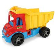 Járművek - Műanyag játékautók - Dömper billencs 38 cm