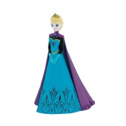 Mese figurák - Mese szereplők - Bullyland Jégvarázs Elza királynő koronázási ruhában