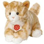 Plüss állatok - Vörös csíkos cica