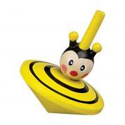 Pörgettyű állatfejes Méhecske