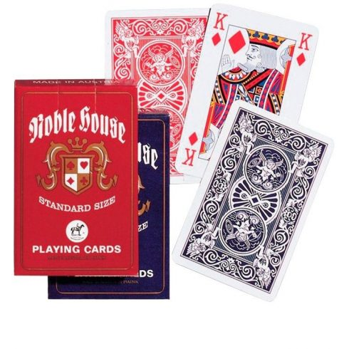Piatnik Nobel House standard kártyajáték 1x55lap