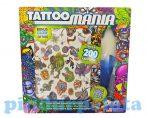 Matricák gyerekeknek - Tetoválás szett fiúknak