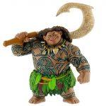 Mese figurák - Vaiana Maui félisten műanyag játékfigura Bullyland