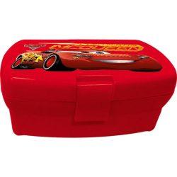 Táskák - Uzsonnás dobozok - Uzsonnás doboz, Cars McQueen mintájával