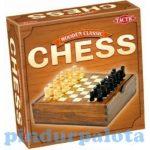 Logikai játékok - Készségfejlesztők - Klasszikus sakk fa játékelemekkel